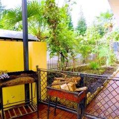 Nostalgia Hostel Сочи балкон