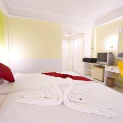 Отель Bella Express Таиланд, Паттайя - 7 отзывов об отеле, цены и фото номеров - забронировать отель Bella Express онлайн комната для гостей фото 5