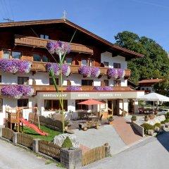 Отель Feichter Австрия, Зёлль - отзывы, цены и фото номеров - забронировать отель Feichter онлайн бассейн