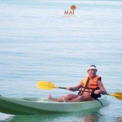 Отель Mai Samui Beach Resort & Spa Таиланд, Самуи - отзывы, цены и фото номеров - забронировать отель Mai Samui Beach Resort & Spa онлайн приотельная территория фото 2