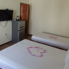 Отель Family Homestay Хойан удобства в номере