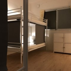 Hostel & Coffee Shop Zabutton Токио комната для гостей