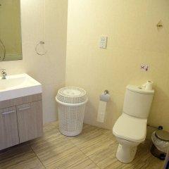Отель Pallinio Apartments Кипр, Протарас - отзывы, цены и фото номеров - забронировать отель Pallinio Apartments онлайн ванная