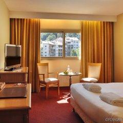 Hotel Lyon Métropole комната для гостей