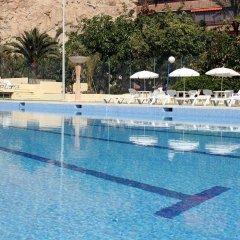 Hotel Albahia бассейн