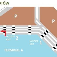 Warsaw Plaza Hotel спортивное сооружение