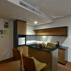 Siam Oriental Hotel в номере