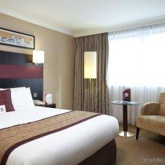 Отель Crowne Plaza Manchester Airport Великобритания, Манчестер - 1 отзыв об отеле, цены и фото номеров - забронировать отель Crowne Plaza Manchester Airport онлайн комната для гостей фото 3