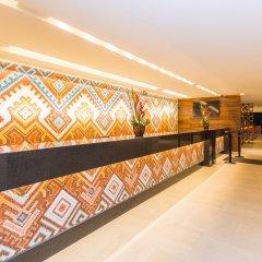 Отель Occidental Costa Cancún All Inclusive Мексика, Канкун - 12 отзывов об отеле, цены и фото номеров - забронировать отель Occidental Costa Cancún All Inclusive онлайн интерьер отеля