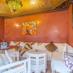 Отель Riad Sadaka питание
