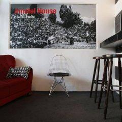 Отель Amstel House Hostel Германия, Берлин - 9 отзывов об отеле, цены и фото номеров - забронировать отель Amstel House Hostel онлайн интерьер отеля фото 2