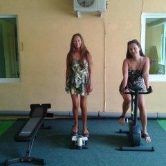 Гостиница Пансионат Солнышко фитнесс-зал