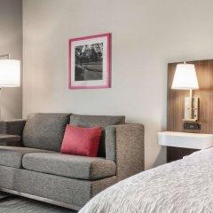 Отель Hampton Inn Brooklyn Park, MN США, Бруклин-Парк - отзывы, цены и фото номеров - забронировать отель Hampton Inn Brooklyn Park, MN онлайн комната для гостей фото 5