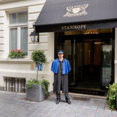 Отель Stanhope Hotel Бельгия, Брюссель - отзывы, цены и фото номеров - забронировать отель Stanhope Hotel онлайн вид на фасад