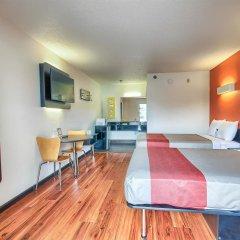 Отель Motel 6 Columbus West в номере
