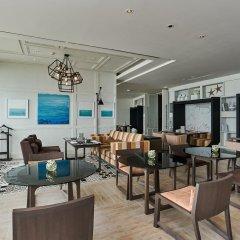 Отель Movenpick Siam Pattaya На Чом Тхиан гостиничный бар