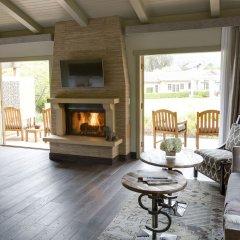 Отель Bernardus Lodge & Spa комната для гостей фото 5