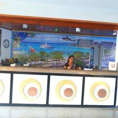 Отель Topaz Beach интерьер отеля фото 2