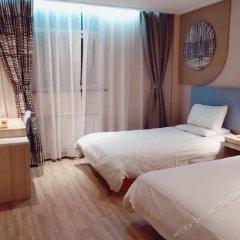 Отель Home Inn (Xi'an Fengcheng 2nd Road) Китай, Сиань - отзывы, цены и фото номеров - забронировать отель Home Inn (Xi'an Fengcheng 2nd Road) онлайн комната для гостей