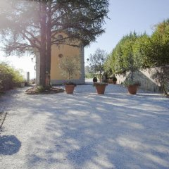 Отель Relais Villa Belvedere спортивное сооружение