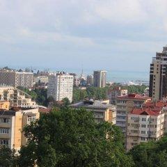 Отель Karamel Сочи балкон