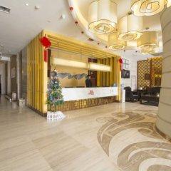 Отель Guangyun Hotel Китай, Сиань - отзывы, цены и фото номеров - забронировать отель Guangyun Hotel онлайн интерьер отеля фото 3