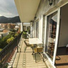 Отель Mijovic Apartments Черногория, Будва - 1 отзыв об отеле, цены и фото номеров - забронировать отель Mijovic Apartments онлайн балкон