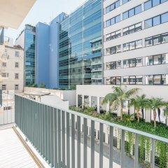 Апартаменты Liberdade Luxury Apartment балкон
