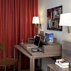 Отель Aparthotel Adagio Frankfurt City Messe интерьер отеля