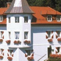 Отель Villa Turnerwirt Австрия, Зальцбург - отзывы, цены и фото номеров - забронировать отель Villa Turnerwirt онлайн приотельная территория