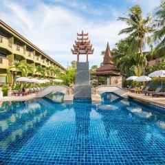 Phuket Island View Hotel бассейн фото 5