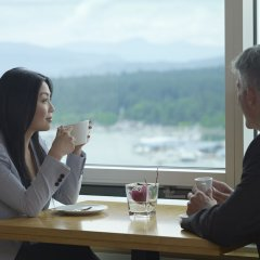 Отель Pan Pacific Vancouver Канада, Ванкувер - отзывы, цены и фото номеров - забронировать отель Pan Pacific Vancouver онлайн балкон