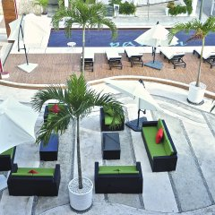Отель Cache Hotel Boutique - Только для взрослых Мексика, Плая-дель-Кармен - отзывы, цены и фото номеров - забронировать отель Cache Hotel Boutique - Только для взрослых онлайн бассейн