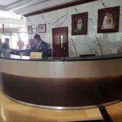 Dubai Grand Hotel by Fortune интерьер отеля