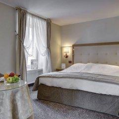 Отель Les Sources Des Alpes комната для гостей фото 3