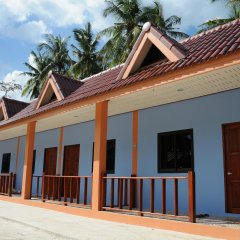 Отель Klong Khong My Home Ланта парковка