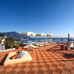 Отель Holiday House Le Palme пляж