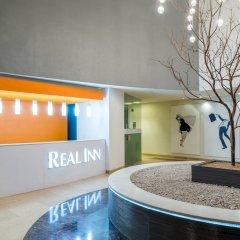 Отель Real Inn Perinorte Тлальнепантла-де-Бас спа фото 2