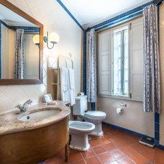 Lawrence's Hotel ванная