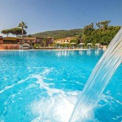Hotel Del Golfo Проччио бассейн