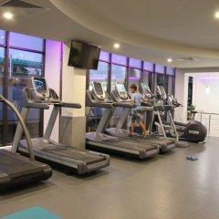 Апарт-отель Форвард фитнесс-зал фото 4