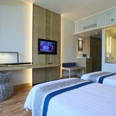 Отель The Royal Paradise Hotel & Spa Таиланд, Пхукет - 4 отзыва об отеле, цены и фото номеров - забронировать отель The Royal Paradise Hotel & Spa онлайн удобства в номере