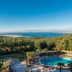 Отель Philippion Beach Салоники бассейн фото 2