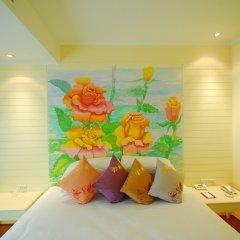 Отель HIP Бангкок интерьер отеля