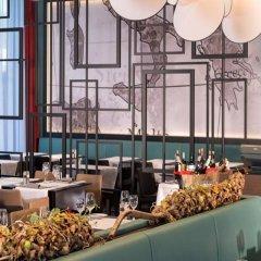 Отель Dorint Airport-Hotel Zürich Швейцария, Глаттбруг - отзывы, цены и фото номеров - забронировать отель Dorint Airport-Hotel Zürich онлайн питание фото 2