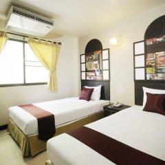 Отель Rikka Inn Бангкок комната для гостей фото 5