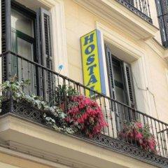 Отель Hostal Bruña Мадрид