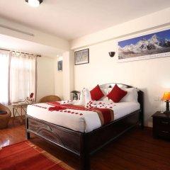 Отель Thamel Eco Resort Непал, Катманду - отзывы, цены и фото номеров - забронировать отель Thamel Eco Resort онлайн комната для гостей фото 3