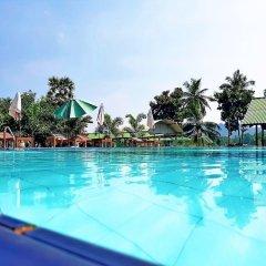 Отель Saji-Sami Шри-Ланка, Анурадхапура - отзывы, цены и фото номеров - забронировать отель Saji-Sami онлайн бассейн фото 3