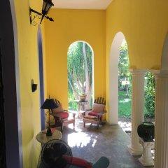 Отель Hacienda San Pedro Nohpat фото 11